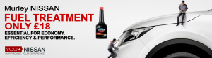 NISSAN FUEL TREATMENT