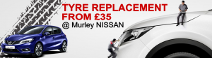 NISSAN TYRES